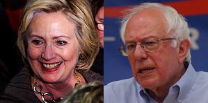 Clinton & Sanders