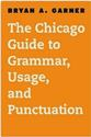 Chicago Guide to Grammar, Usage, and Punctuation cover