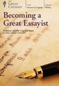 Becoming a Great Essayist cover