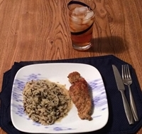 chicken and nice rice