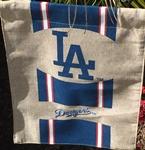 Dodgers yard banner