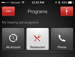 Hearing Aid App