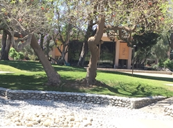 the Pitzer College campus