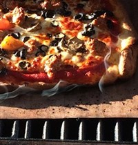 Pizza on the Grill- 1