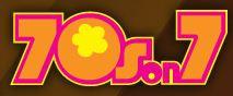 70s on 7 logo
