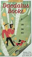 Daedalus Books catalog cover