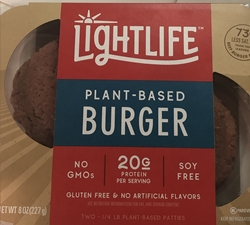 LightLife Burger