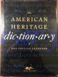 American Heritage Dictionary cover